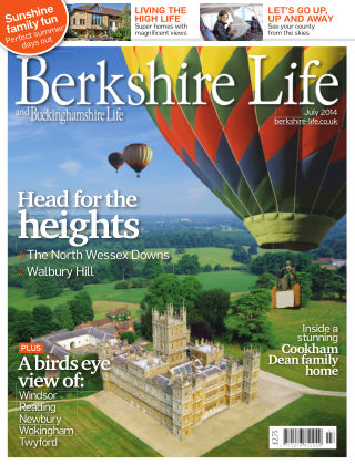 Berkshire Life July 2014