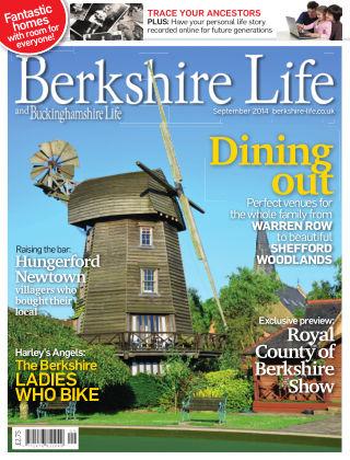 Berkshire Life September 2014