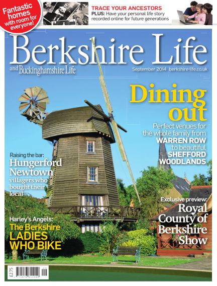 Berkshire Life August 27, 2014 00:00