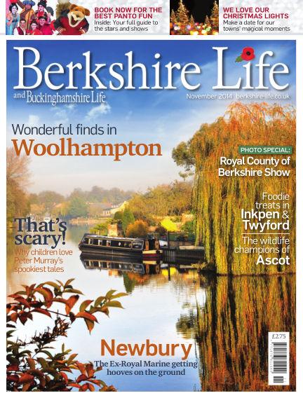 Berkshire Life October 22, 2014 00:00