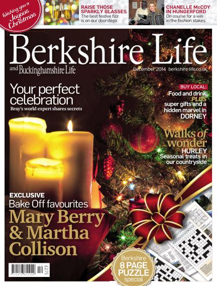 Berkshire Life November 26, 2014 00:00