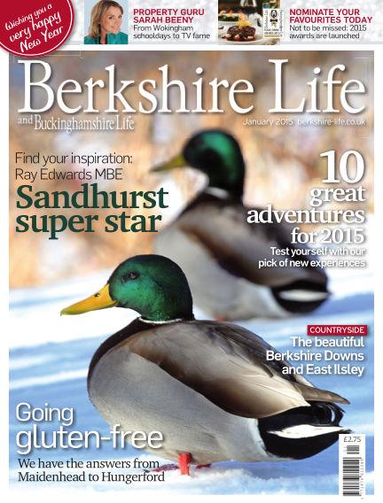 Berkshire Life December 24, 2014 00:00