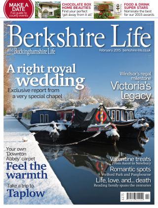 Berkshire Life February 2015