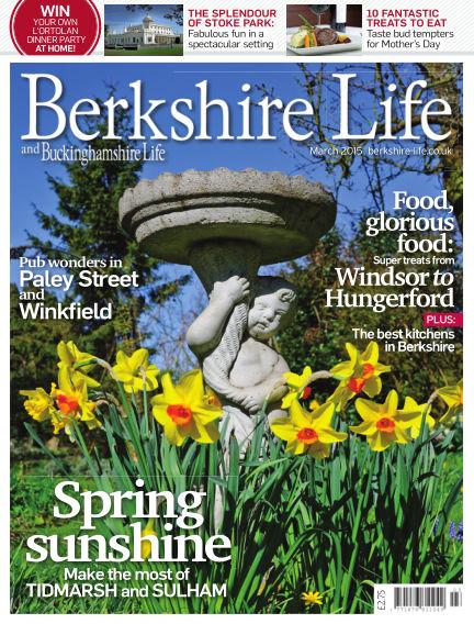 Berkshire Life February 18, 2015 00:00