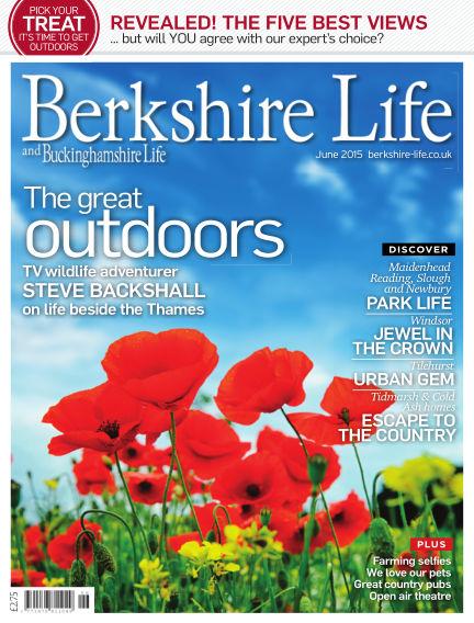 Berkshire Life May 20, 2015 00:00