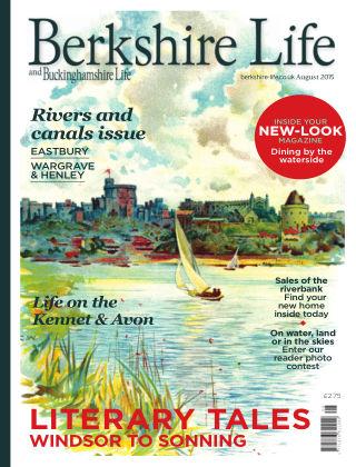 Berkshire Life August 2015
