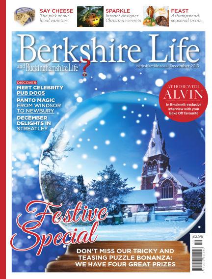 Berkshire Life November 25, 2015 00:00