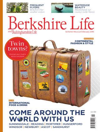Berkshire Life February 2016