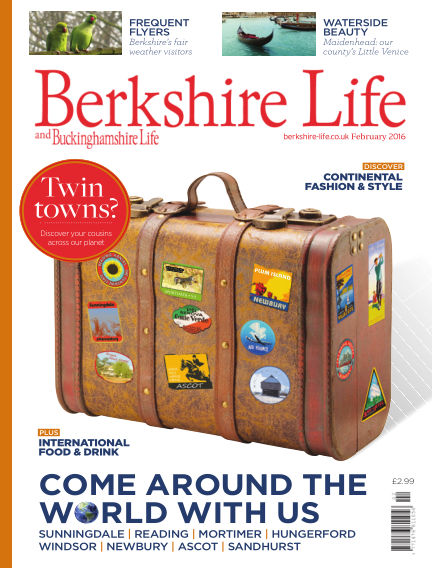 Berkshire Life January 20, 2016 00:00
