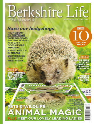 Berkshire Life March 2016