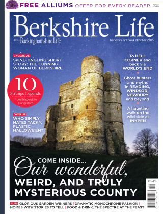 Berkshire Life October 2016
