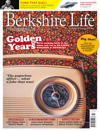 Berkshire Life March 2017