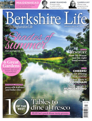 Berkshire Life July 2017