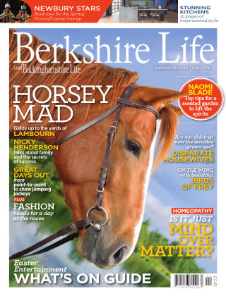 Berkshire Life April 2018