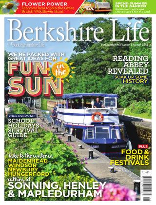 Berkshire Life August 2018