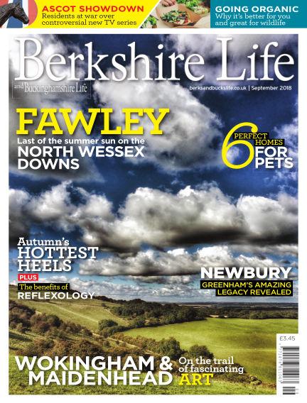 Berkshire Life August 20, 2018 00:00