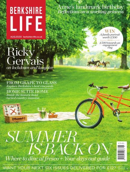 Berkshire Life July 22, 2020 00:00
