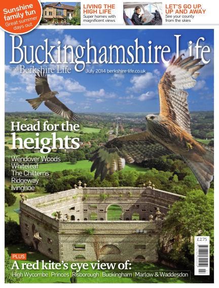 Buckinghamshire Life June 25, 2014 00:00