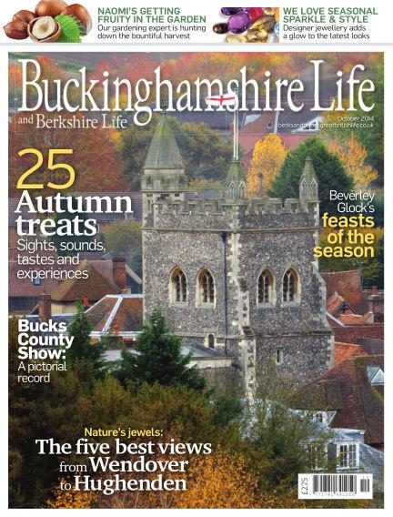 Buckinghamshire Life September 24, 2014 00:00
