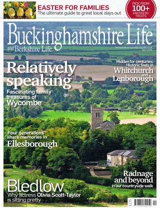 Buckinghamshire Life April 2015