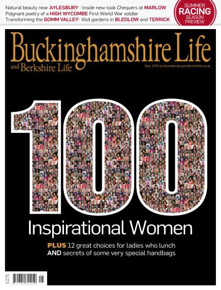 Buckinghamshire Life April 22, 2015 00:00