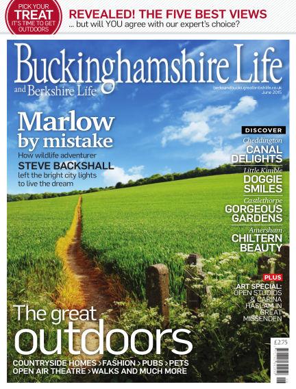 Buckinghamshire Life May 20, 2015 00:00