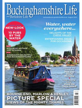 Buckinghamshire Life August 2015
