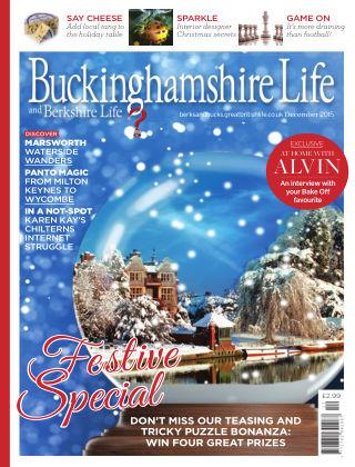 Buckinghamshire Life December 2015