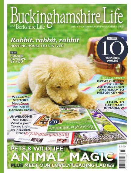 Buckinghamshire Life February 17, 2016 00:00