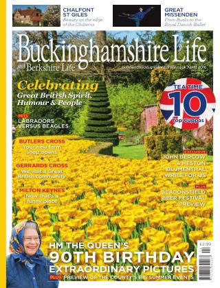 Buckinghamshire Life April 2016