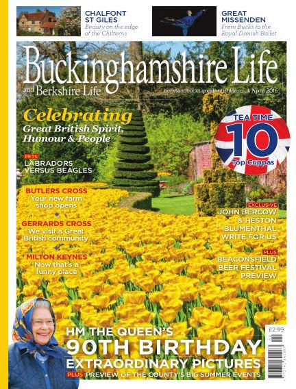 Buckinghamshire Life March 16, 2016 00:00