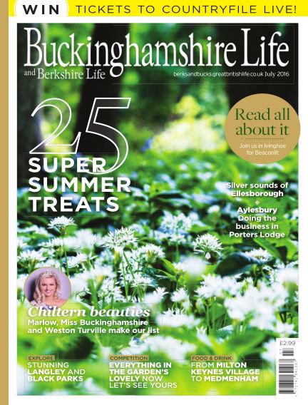 Buckinghamshire Life June 22, 2016 00:00