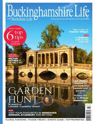 Buckinghamshire Life August 2016