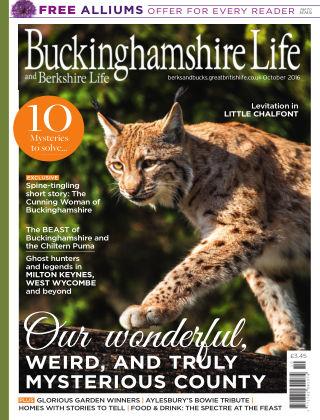 Buckinghamshire Life October 2016