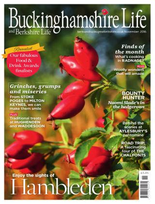 Buckinghamshire Life November 2016