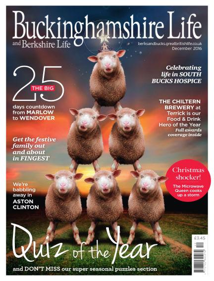 Buckinghamshire Life November 23, 2016 00:00