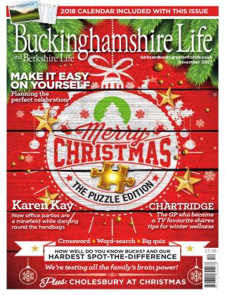 Buckinghamshire Life December 2017