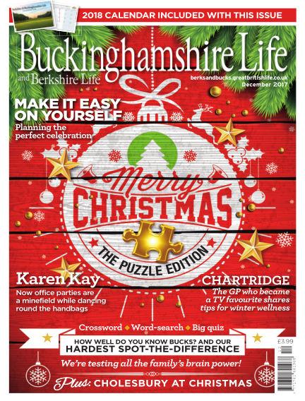 Buckinghamshire Life November 22, 2017 00:00