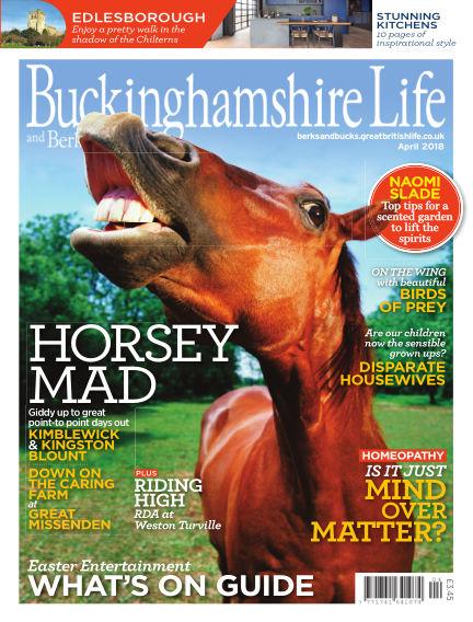 Buckinghamshire Life March 14, 2018 00:00