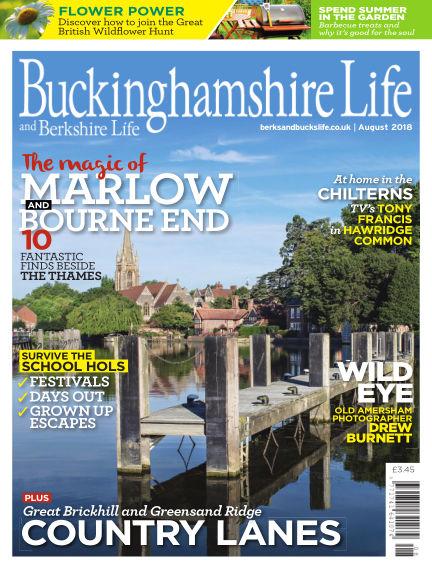 Buckinghamshire Life July 18, 2018 00:00