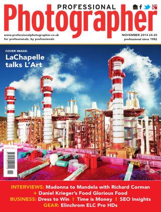 Professional Photographer November 2014