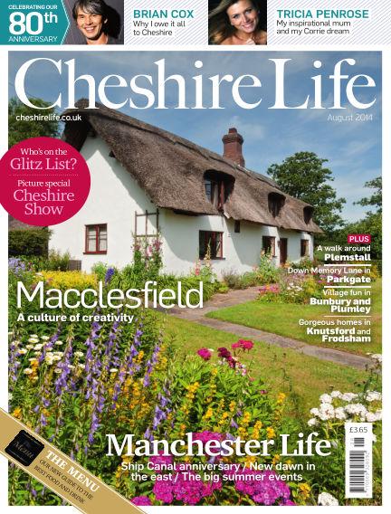 Cheshire Life July 18, 2014 00:00