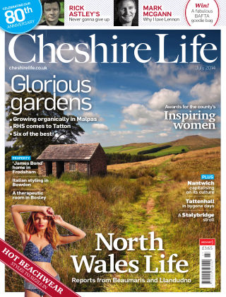 Cheshire Life July 2014