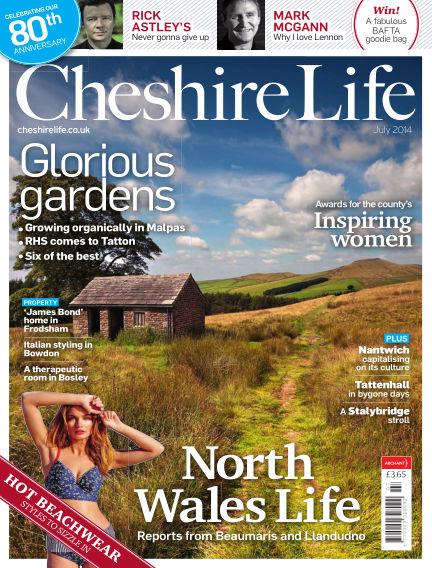 Cheshire Life June 20, 2014 00:00