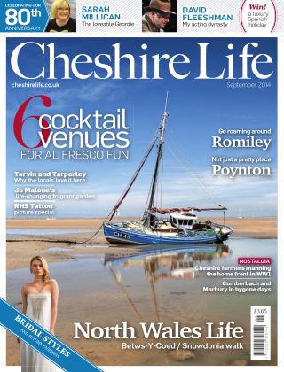 Cheshire Life September 2014