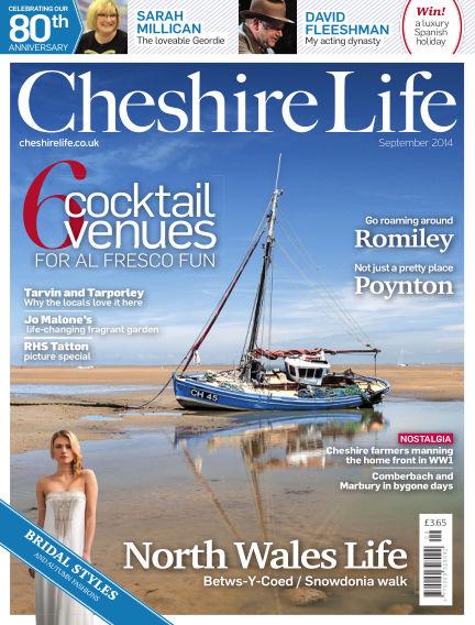 Cheshire Life August 22, 2014 00:00