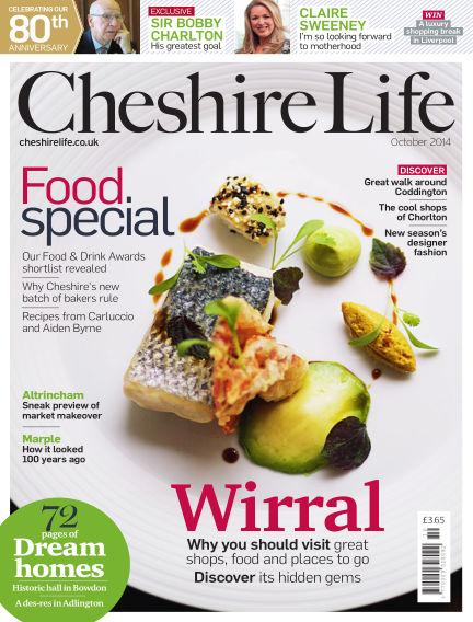 Cheshire Life September 19, 2014 00:00