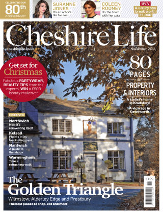 Cheshire Life November 2014