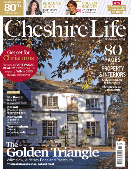 Cheshire Life October 17, 2014 00:00