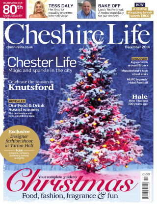 Cheshire Life December 2014